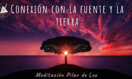 Meditación Pilar de Luz