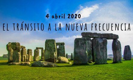 4 abril 2020 portal energético al Tránsito de una nueva frecuencia