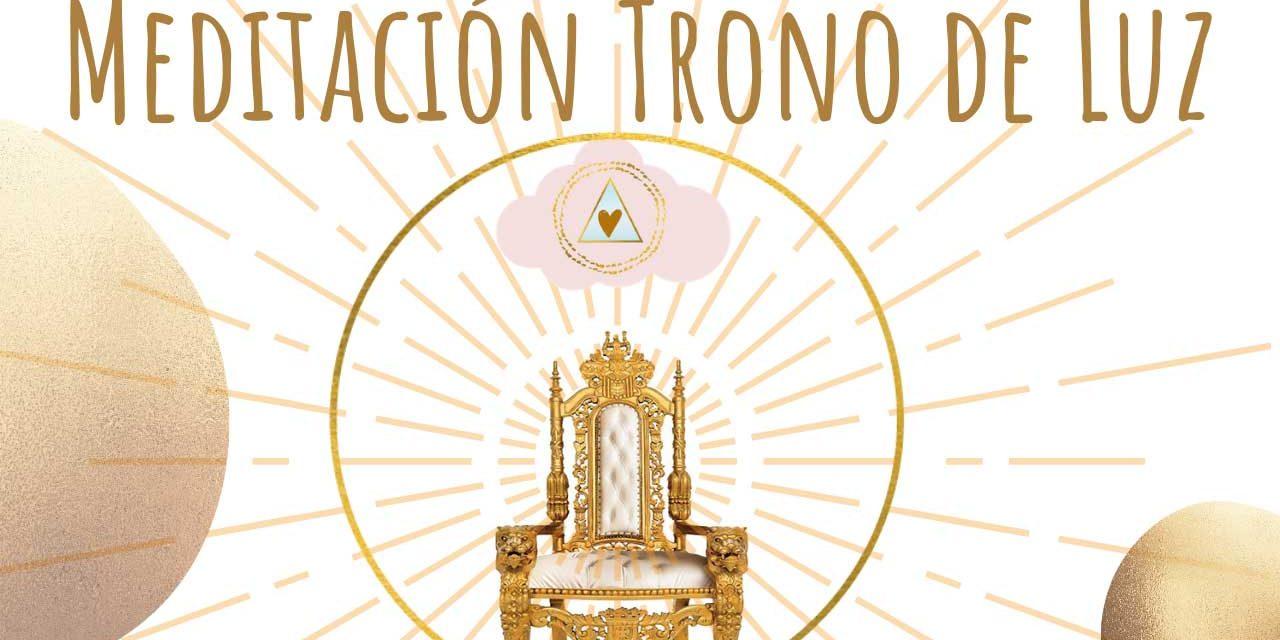 Meditación Trono de Luz